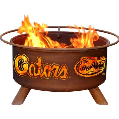 Florida Patina Fire Pit