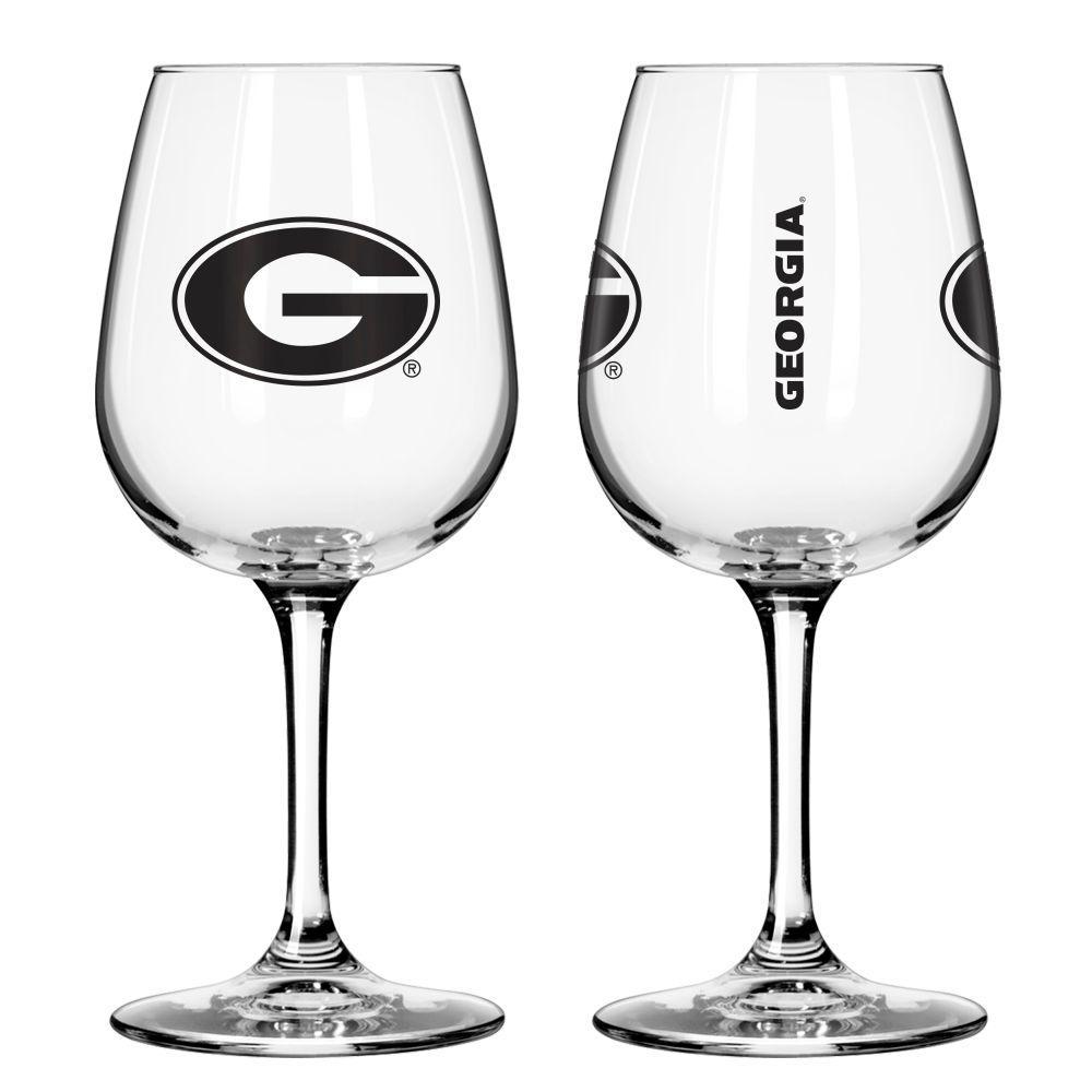 Georgia 16oz Gameday Wine Glass