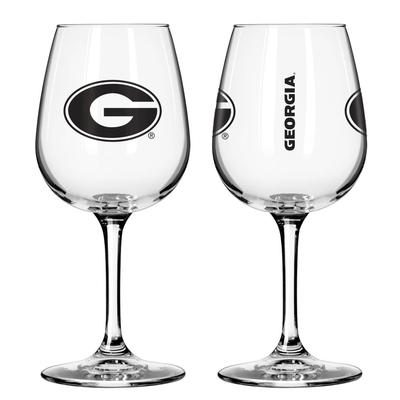 Georgia 16oz Gameday Wine Glass