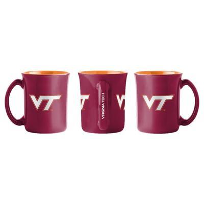 Virginia Tech Cafe Mug