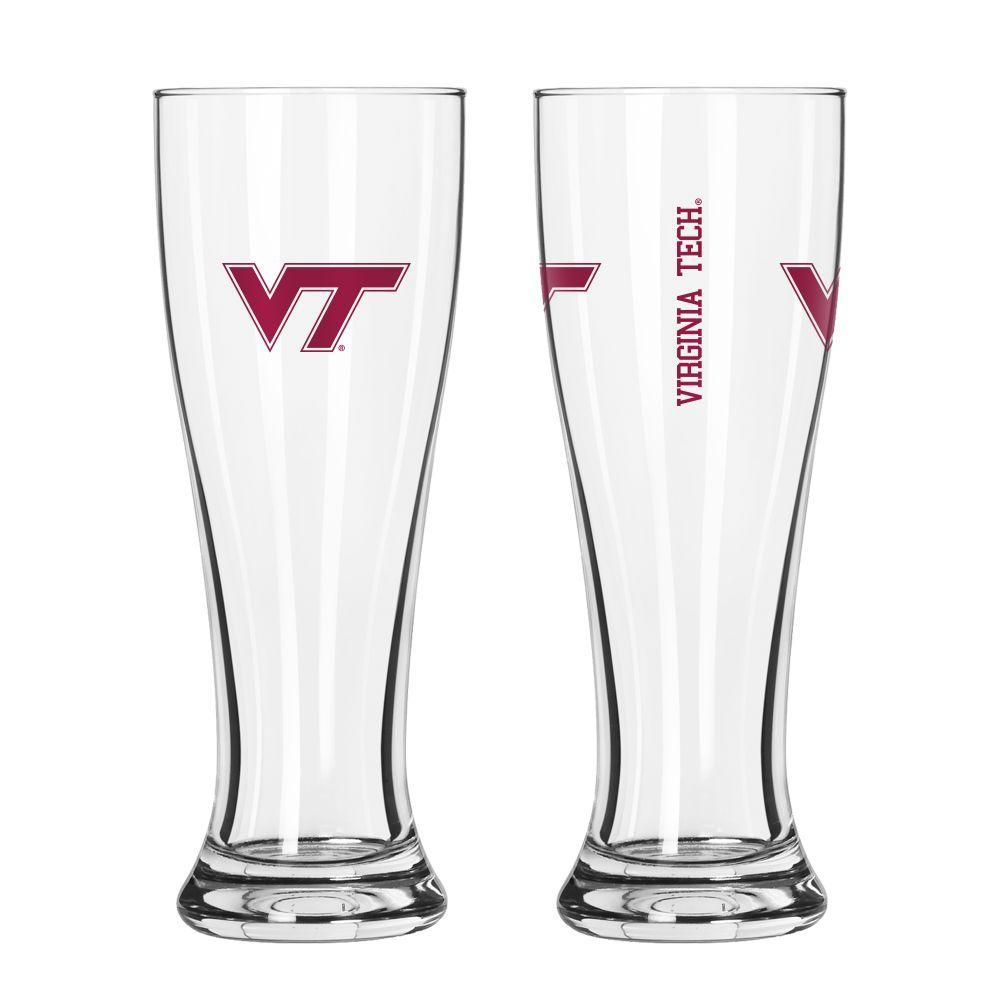 Virginia Tech 16oz Gameday Pilsner Glass