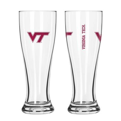 Virginia Tech 16oz Gameday Pilsner Glass