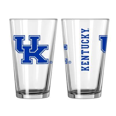 Kentucky 16oz Gameday Pint Glass