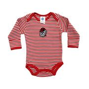 Georgia Infant Dawghat Long Sleeve Onesie