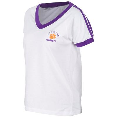 Clemson Zoozatz Retro Athletic Tee