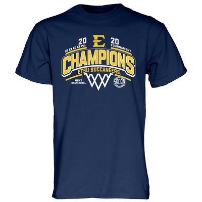 ETSU 2020 SoCon Tournament Champions T-Shirt