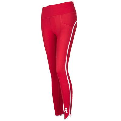Alabama Zoozatz Scallop Leggings