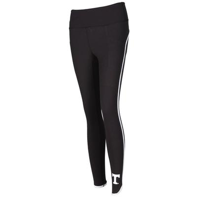 Tennessee Zoozatz Scallop Leggings