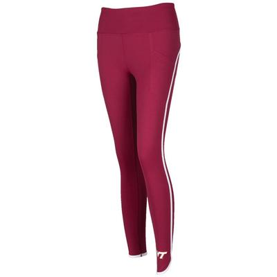Virginia Tech Zoozatz Scallop Leggings