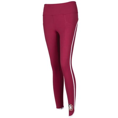 Florida State Zoozatz Scallop Leggings