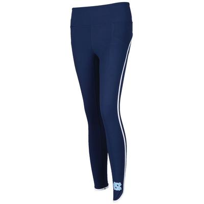 UNC Zoozatz Scallop Leggings