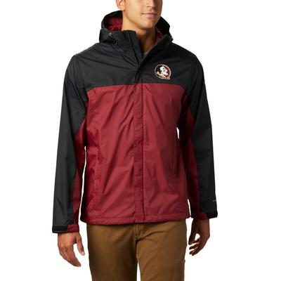 Florida State Columbia Glennaker Storm Jacket