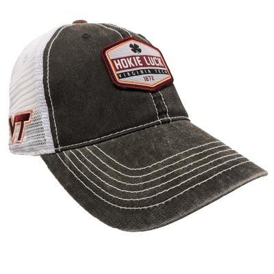 Virginia Tech Black Clover Hokie Luck Hat
