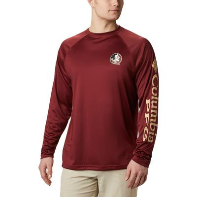 Florida State Columbia Terminal Tackle Tee