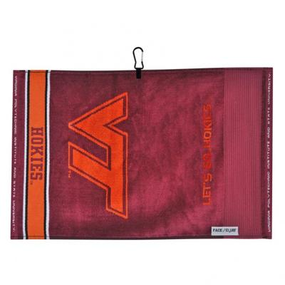 Virginia Tech Jacquard Golf Towel