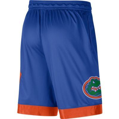 Florida Nike Men's Jordan Knit Shorts