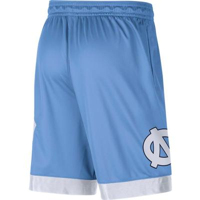 UNC Nike Men's Jordan Knit Shorts