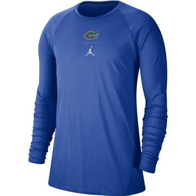 Florida Nike Men's J23 Alpha Long Sleeve Top