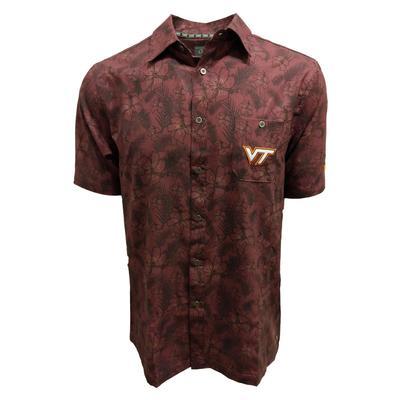 Virginia Tech Molokai Camp Shirt