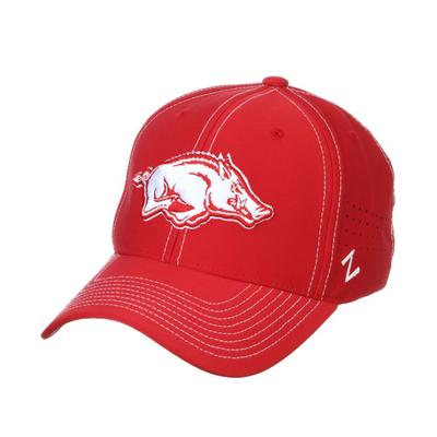 Arkansas Zephyr Aperture Fitted Hat