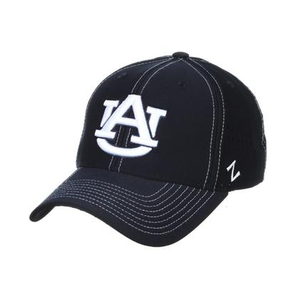 Auburn Zephyr Aperture Fitted Hat