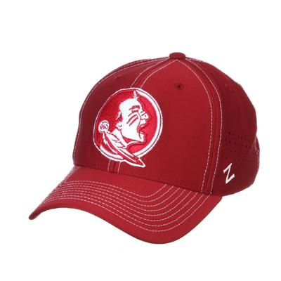 Florida State Zephyr Aperture Fitted Hat