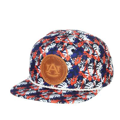 Auburn Zephyr Malibu Rope Hat