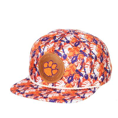 Clemson Zephyr Malibu Rope Hat