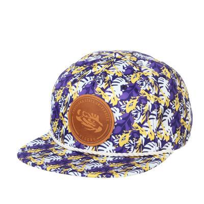 LSU Zephyr Malibu Rope Hat