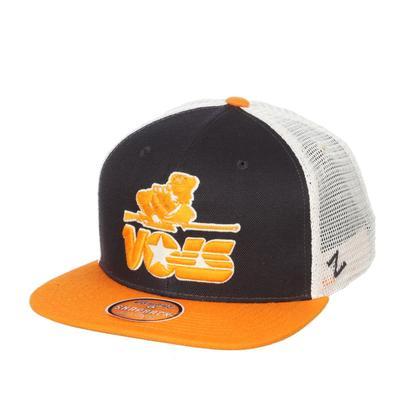 Tennessee Zephyr Paradigm Vault Trucker Hat