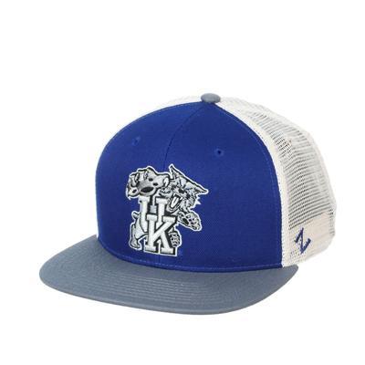 Kentucky Zephyr Paradigm Vintage Trucker Hat