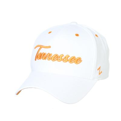 Tennessee Zephyr Men's Script Flex Fit Hat