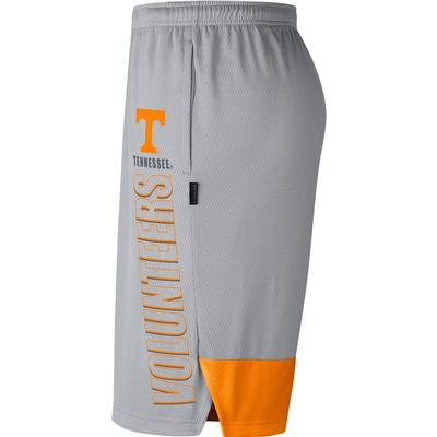 Tennessee Nike Men's Breathe Dry Player Knit Shorts