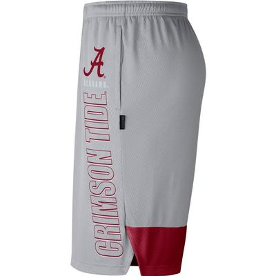 Alabama Nike Men's Breathe Dry Player Knit Shorts