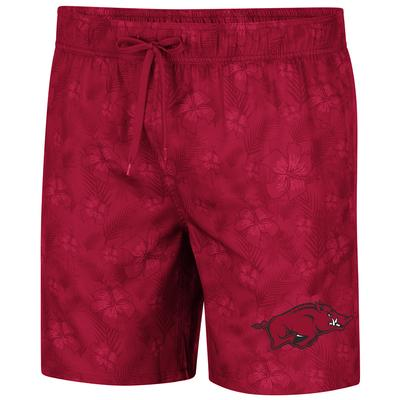 Arkansas Kavai Swim Shorts