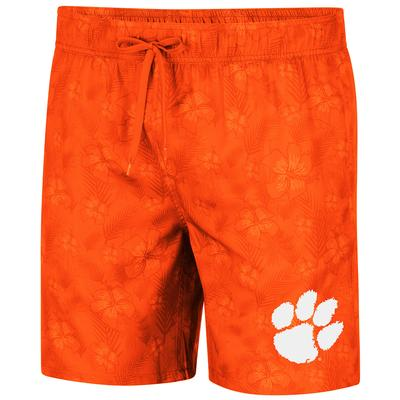 Clemson Kavai Swim Shorts