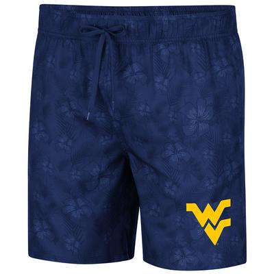 West Virginia Kavai Swim Shorts