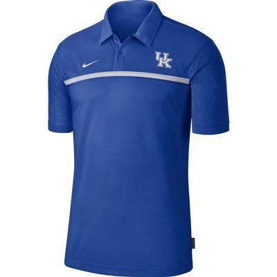 Kentucky Nike Men's Dry Polo 2 ROYAL