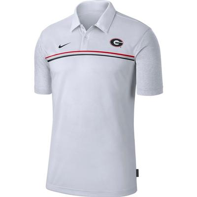 Georgia Nike Men's Dry Polo 2