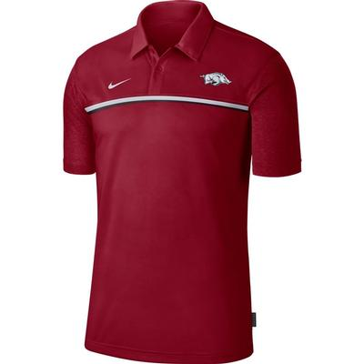 Arkansas Nike Men's Dry Polo 2