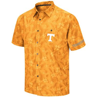 Tennessee Molokai Camp Shirt