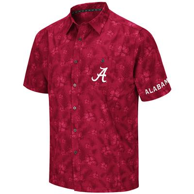 Alabama Molokai Camp Shirt