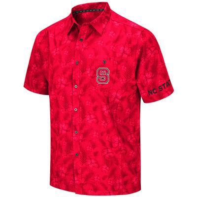 NC State Molokai Camp Shirt