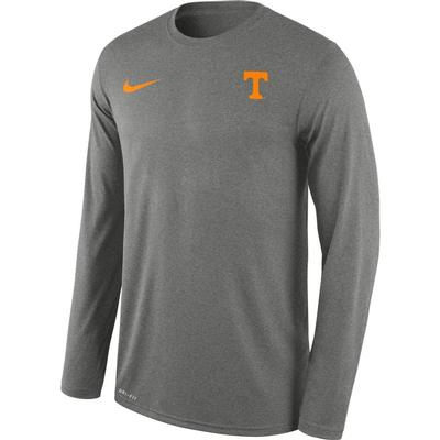 Tennessee Nike Men's Long Sleeve Legend Tee