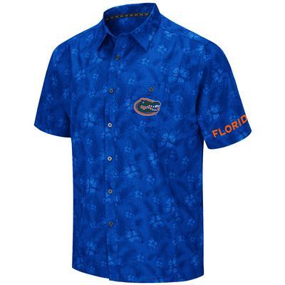 Florida Molokai Camp Shirt