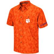 Clemson Molokai Camp Shirt
