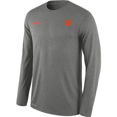 Clemson Nike Men's Long Sleeve Legend Tee