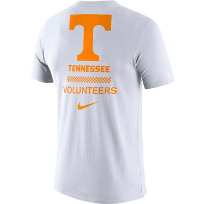 Tennessee Nike Men's Dri-fit Cotton DNA Tee