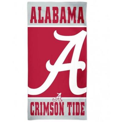 Alabama Spectra 30x60 Beach Towel