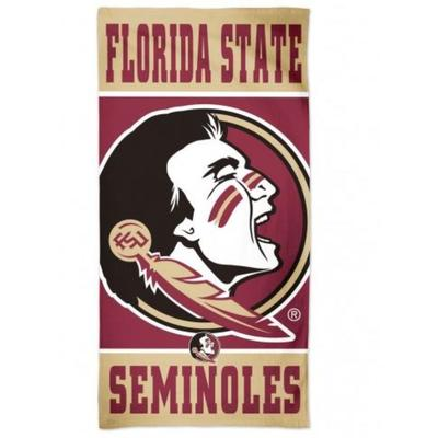 Florida State Spectra 30x60 Beach Towel